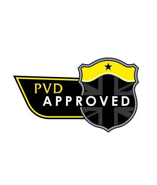 PVD Accredited