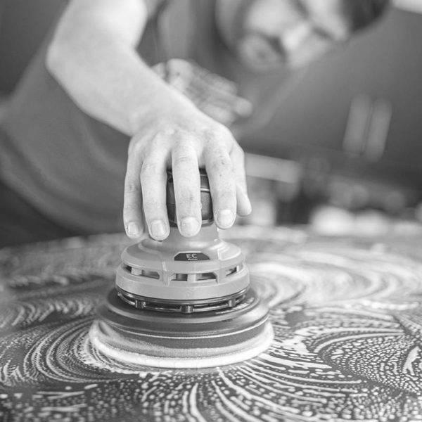 Paint Sanding & Flatting Group Day