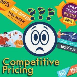 Competitive Pricing UKDA
