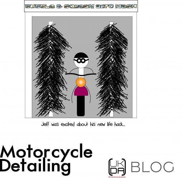 Motorcycle Detailing Image