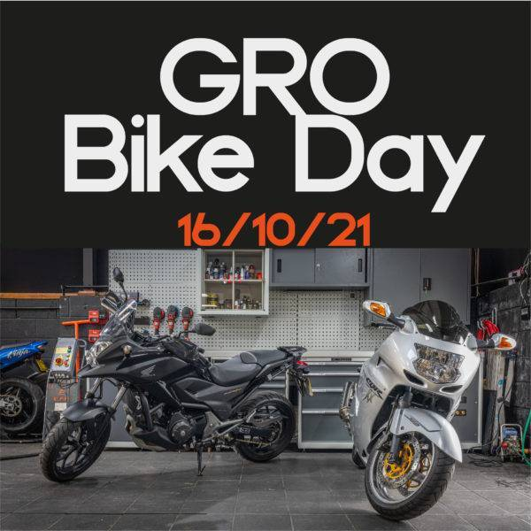 GRO Motorcycle Detailing Group Day (private)